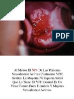 sintomas de vph en mujeres pdf