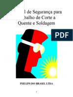 Manual Corte e Solda Phillips Do Brasil