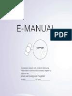 Manual Samsung Smart TV