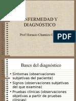 enfermedad y diganóstico