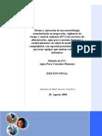 MetodologiaIVC-Agua-DocumentoPublicación