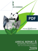 RIC Annual Report 2009