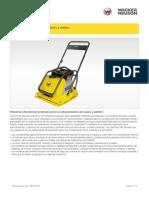 Wacker Neuson-planchas Premium Wp Para Suelo y Asfalto