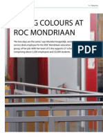 Flying colours at ROC Mondriaan