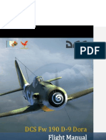 DCS Fw 190 D-9 Flight Manual En