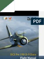 DCS Fw 190 D-9 Flight Manual En