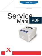 Phaser 4500 Service Manual