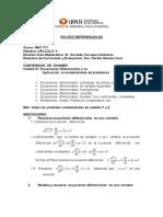 - Pauta Referencial Examen,Mat 171,