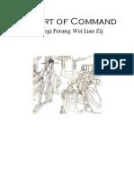 The Art of Command - Wei Liao Zi