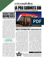 The Media Pro - The StoryTeller Newsletter Proposal for Sheetz