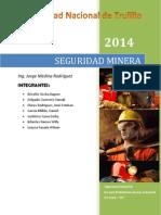 Informe de Seguridad Minera
