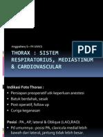 THORAX, MEDIASTINUM & CARDIOVASCULAR.pptx