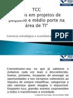 TCC - FGV - Riscos-Apresentação