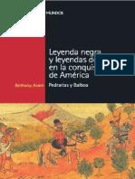 Leyenda negra y leyendas doradas en la conquista de América. Pedrarias y Balboa - Aram, Bethany.pdf