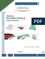 Diseño Subterraneo en Datamine Studio 3