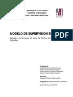 Modelo de Supervisión Efectiva
