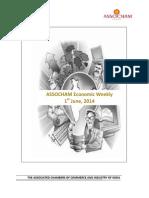 ASSOCHAM Economic Weekly 1st June 2014