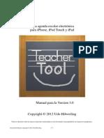 Manual Teachertool 3-0 ES