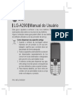 LG A290 Manual