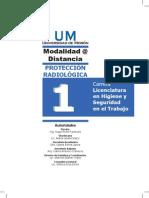 Proteccion Radiologica y Nuclear