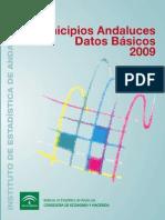 datMun09MUNICIPIOS ANDALUCES , DATOS BASICOS 2009