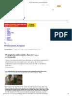 ISTOÉ Independente - Economia & Negócios Mercado de Cervejas Artesanais No Brasil