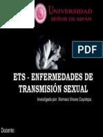 ETS - Enfermedades de Transmisión Sexual