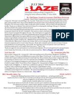Beacon Hose newsletter - July 2014
