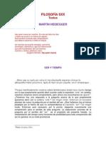 7 Materiales Heidegger