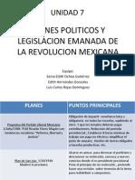 Unidad 7 Historia Del Derecho Mexicano