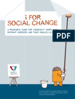 Tools for Social Change