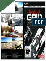 Grid Autosport - Portada 2