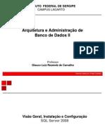 000001 - Visão Geral, Instalação e Configuração