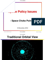 Space Policy-Space Choke Points-Unclassified