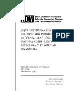precios mercado inmobiliario venezolano