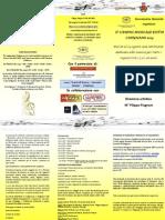 """bando e regolamento """"II° Campus Musicale Giovanile Catignano 2014"""""""
