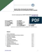 Manual de Hematologia - Hosp Sírio Libanez
