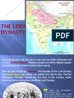 The Lodi Dynasty