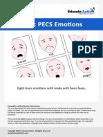 Basic Emotions PECS