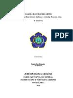 makalah geologi kuarter