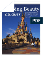 Destinations of the World - Sleeping Beauty awakes
