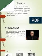 Biografía de Noam Chomsky, Influencia de Los Filósofos en La Formación de Chomsky