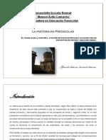 Catálogo Historia