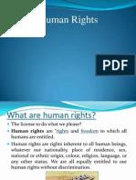 Politics of Human Rights