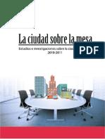 LaCiudadSobreLaMesa 2010