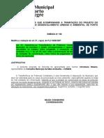 Emenda nº 109 COMAM