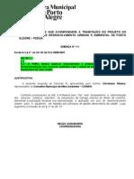 Emenda nº 111 COMAM