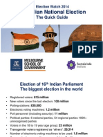 Indian Election 2014 - A Student Guide (FINAL)