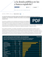 2014-Cuanto Pesa La Deuda Pública en Las Cuentas de Los Bancos