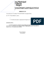 Emenda nº 213 Monika Naumann